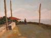 Carlo Domenici, Passeggiata al tramonto