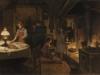 Cafiero Filippelli, Cena al focolare